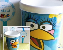 Lembrancinhas Angry Birds - Loren Festa