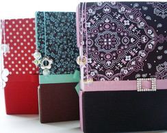 Caderno Longstitch - Mini Especial
