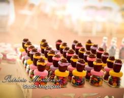 Lembrancinhas cupcakes