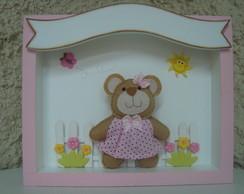 Porta de Maternidade Ursinha