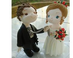 Noivinho santista e puxado pela noiva!