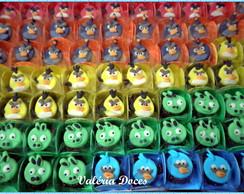 Angry Birds -Doces e Pirulitos
