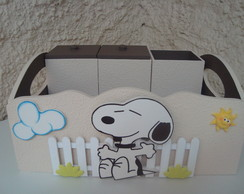 Kit Higiene Snoopy