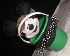 Mickey Safari - Balde De Pipoca