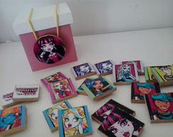 Jogo da memoria -monster high
