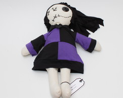 Boneca de pano Duas Caras - Susie