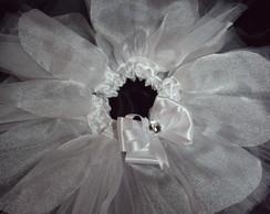 Tutu Bailarina Branco