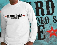 CAMISETA LONGA HARD CORE  SCHOOL-90611