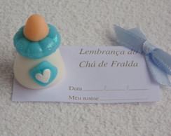 Lembrancinha Ch� de Fralda