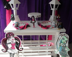 Promo��o Clean Decora��o Monster High