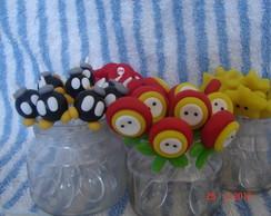 Mini colher Mario Bros