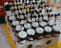 Mini colher Mickey & Minnie