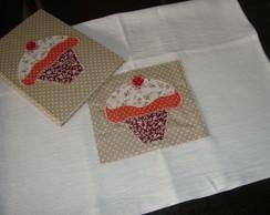 Caderno receitas patchwork