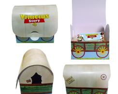 Convite Bauzinho Toy Story