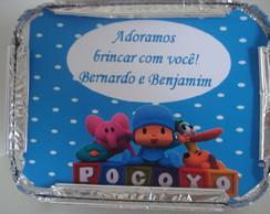 Marmitinha Personalizada Pocoyo