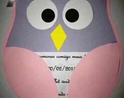 Convite Em Scrapbook