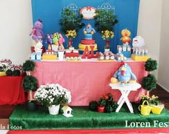 Festa Galinha Pintadinha - Loren Festa