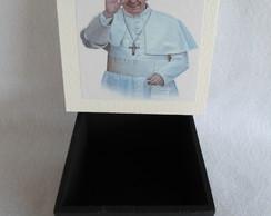 Caixinhas Em Mdf Papa Francisco