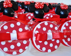 Mini Baleiro da Minnie e Mickey (DISNEY)