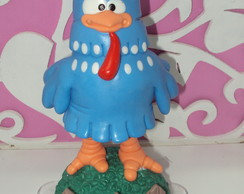 topo de bolo galinha pintadinha