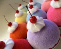 Cupcake Cereja