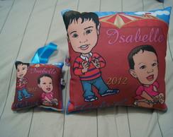 Almofadas e travesseiros Personalizados