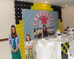 Decora��o Clean Carrossel