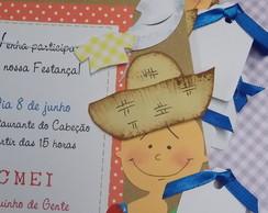 Festa Junina Baby [convite]