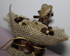 Tulipa com cheirinho de chocolate