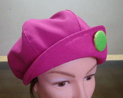 Boina Capricho pink