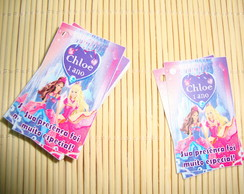 Tags Barbie Castelo de Diamantes