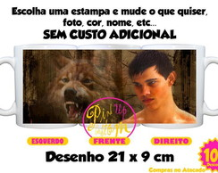 Caneca Do Filme Crep�sculo