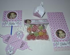 Mini kit personalizado Gatinha Marie
