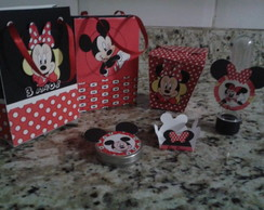 Kit pronto da MINIE OU MICKEY