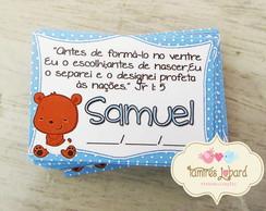 Tag Nascimento - Ursinho