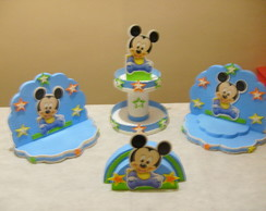 Kit de festa do Mickey baby