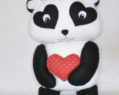 Ursinho Panda apaixonado