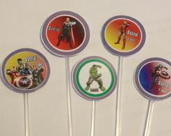 Topper Vingadores - Avengers