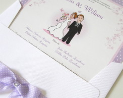 Convite De Casamento - �sis