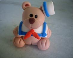 Ursinho Marinheiro em Biscuit