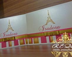 Convites de 15 anos - Isadora