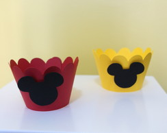 Wrapper - Saia CupCake Mickey
