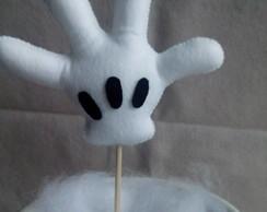 Enfeite de mesa Mickey em feltro