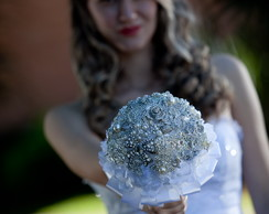 Bouquet de broche Divino