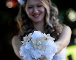 Bouquet De Broche delicado