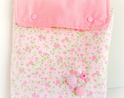 Porta Fraldas Floral Delicado Baby