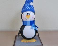 Mini Pinguim de Geladeira