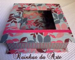 caixa com visor brigadeiro gourmet I