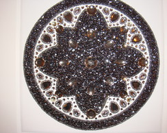 Mandala De Hematita