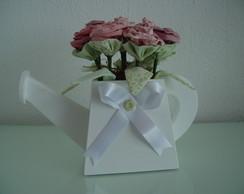 (OD 0008) Regador flores tecido